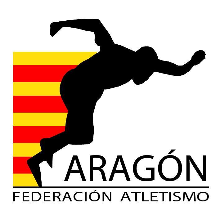 Federación Aragonesa de Atletismo logo