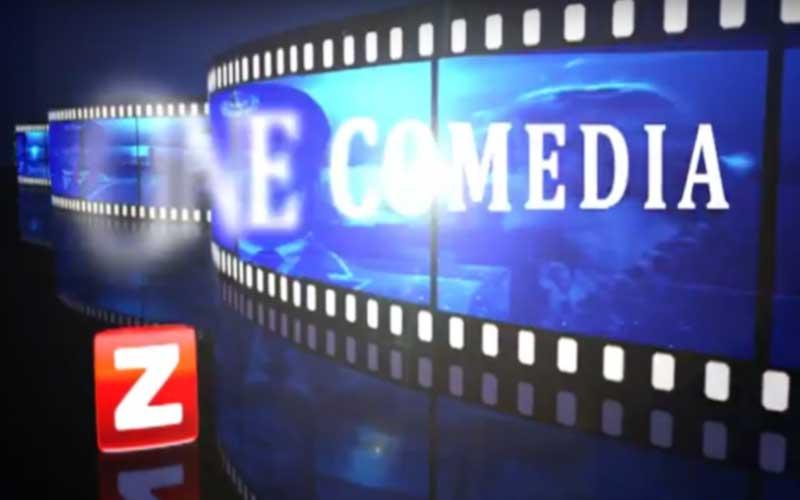 ztv zaragoza televisión cabecera ciclo comedia