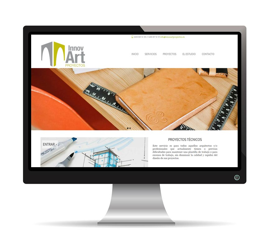 Innovart Proyectos - msalaskreacion