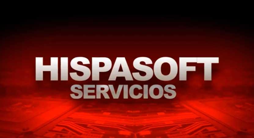 vídeo publicidad escaparate Hispasoft