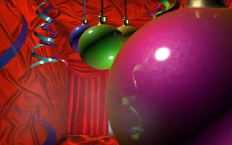 Cabecera Navidad ztv televisión