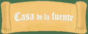 Logo Casa de la Fuente - Msalas Kreación