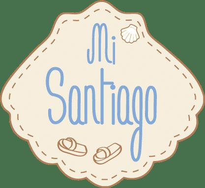 Peluche Mi santiago Logo - Msalas Kreación