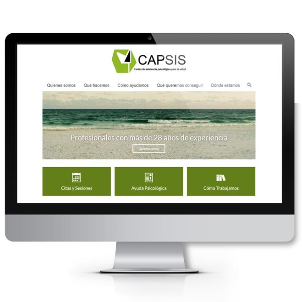 CAPSIS – Centro de asistencia psicológica