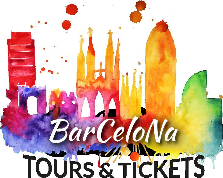 Diseño Web Barcelona Tours & Tickets Logo - Msalas Kreación