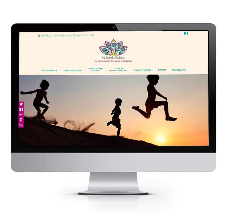 Gabriella Robles Diseño web - Msalas Kreación