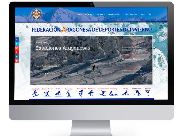 Federación Aragonesa de Deportes de Invierno