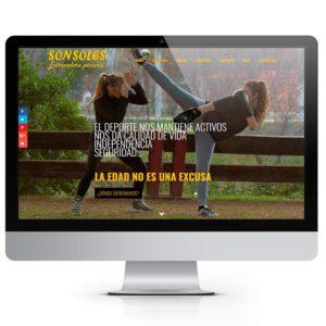 Zaragoza Entrenadora Personal: Sonsoles