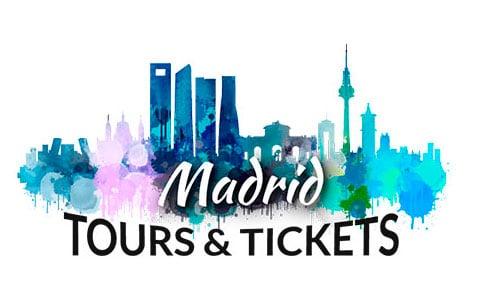 Madrid Tours & Tickets logo - msalaskreacion web