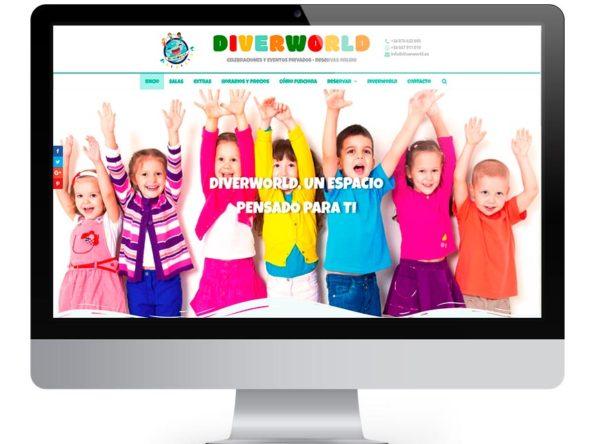 DiverWorld – Reservas Online