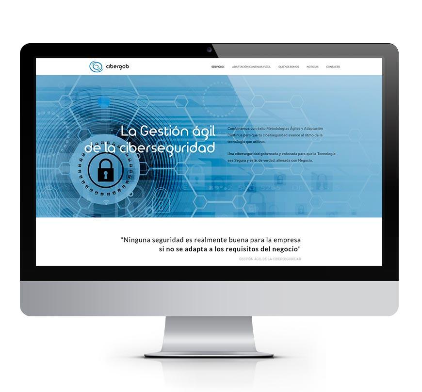 Cibergob Trabajos web msalaskreación web