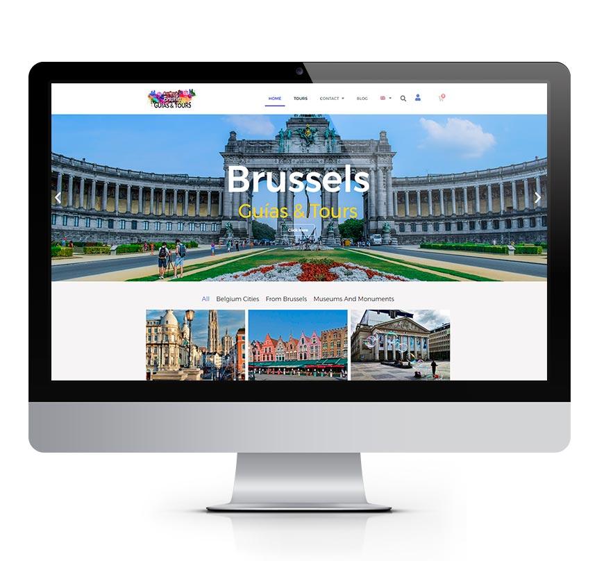 Bruselas Guías y Tours msalaskreación web
