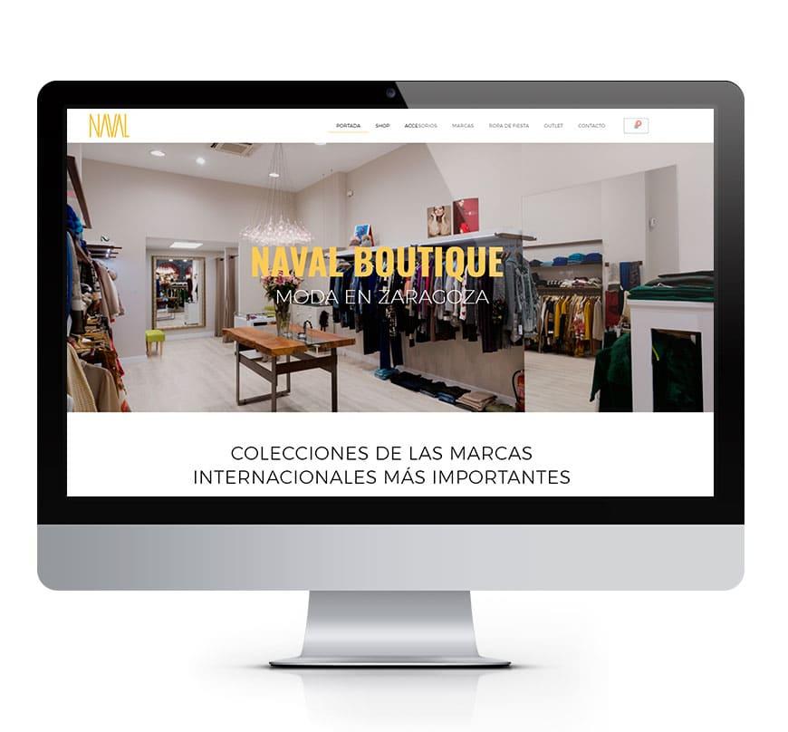 Naval Boutique Moda marcas internacionales