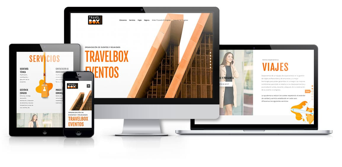 Travel Box Eventos organización viajes