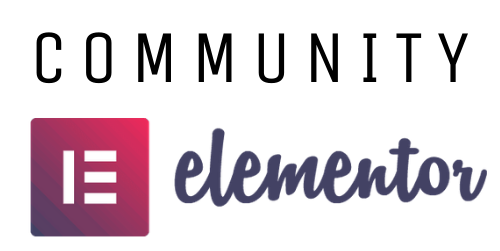 Community oficial de Elementor