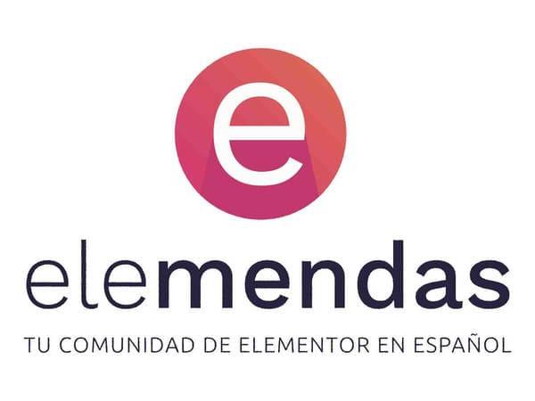 Elemendas, post de meetup Elementor Zaragoza 01 octubre 2020